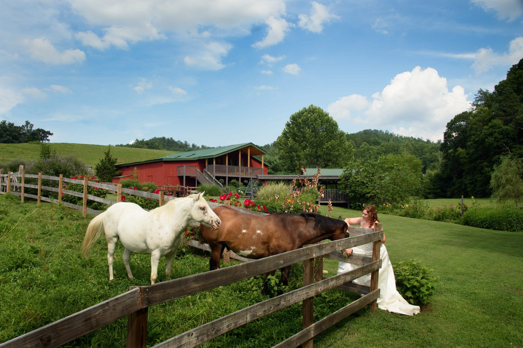 Outdoor Wedding Venues Pigeon Forge