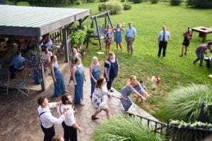 Pigeon Forge weddings with receptions