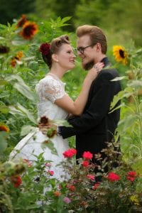 Summer Flower Gardens Weddings Pigeon Forge