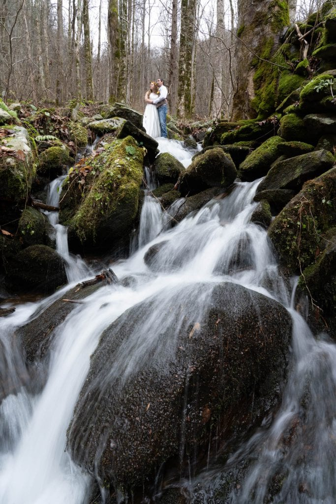 Waterfall Weddings TN